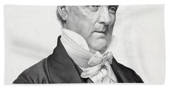 James Buchanan - President Of The United States Beach Towel