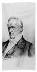 James Buchanan - President Of The United States Of America Beach Towel
