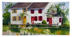 John Abbott House Beach Towel