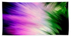 Jungle Nights Beach Towel