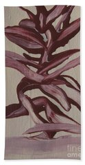 Jungle Pinks Beach Towel