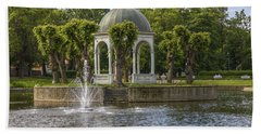 Kadriorg Park 2 Beach Towel