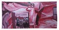 Little Women Beach Towel