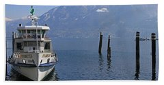 Locarno Beach Towel