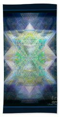 Love's Chalice From The Druid Tree Of Life Beach Sheet