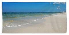 Beach Sheet featuring the photograph Mexico Beach by Kay Lovingood