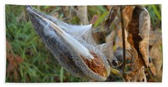 Milkweed - Spread Thy Seed Beach Sheet