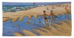 Montalivet France Beach Towel
