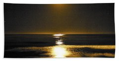 Moon Dust Beach Towel