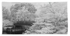 Morikami Japanese Gardens Beach Sheet