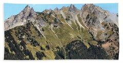 Mount Baker National Forest Beach Sheet