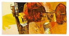 Mural Study 101246-61601 Beach Sheet
