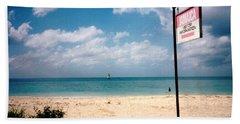 Negril Beach Jamaica Beach Towel