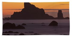 Occasion Of Mercy Beach Towel by Mark Kiver