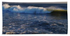 Ocean Of The God Series Beach Sheet