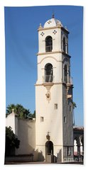 Ojai Post Office Tower Beach Towel