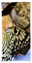 Paper Kite Butterfly Beach Towel