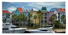 Paradise Island Style Beach Towel by Steven Sparks