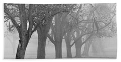 Pecan Grove Beach Towel by Dan Wells