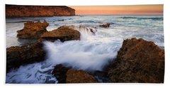 Pennington Pastel Sunset Beach Towel