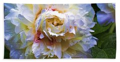 Peony Beauty Beach Sheet