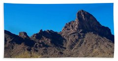 Picacho Peak - Arizona Beach Towel