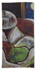 Picasso Dream For Luna Beach Towel