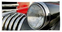 Pickup Chevrolet Headlight. Miami Beach Sheet