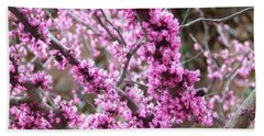 Beach Sheet featuring the photograph Pink Flower by Andrea Anderegg