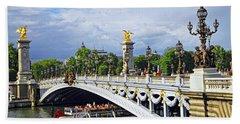 Pont Alexander IIi Beach Towel