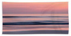 Predawn Surf I Beach Towel