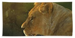 Pursuit Of Pride Beach Towel by Laddie Halupa