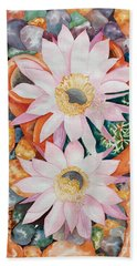 Queen Of The Night II Beach Towel