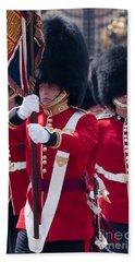 Queens Guards Beach Sheet