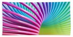 Rainbow 3 Beach Towel