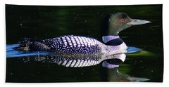 Reflections Beach Towel by Steven Clipperton