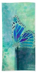 Reve De Papillon - S02b Beach Towel