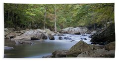 Richland Creek Beach Towel
