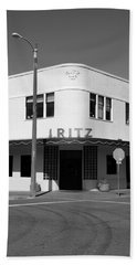Ritz Building Eureka Ca Beach Towel