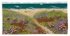 Sand Path Beach Sheet