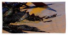 Pismo Beach Sea Drift Beach Towel