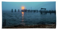 Beach Towel featuring the photograph Shhh Listen by Clayton Bruster