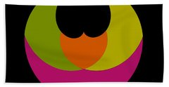 Beach Towel featuring the photograph Six Squared Batman Style by Steve Purnell