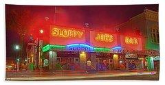 Sloppy Joes Beach Sheet
