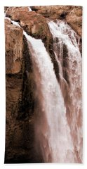 Snoqualmie Falls Beach Towel
