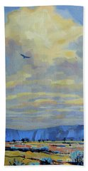 Soaring Beach Towel