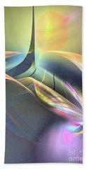 Spiritus Nocturnus - Abstract Art Beach Towel