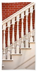 Stair Case Beach Towel