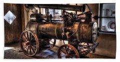 Steam Engine Beach Sheet