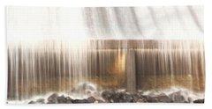 Streams Of Light Beach Sheet
